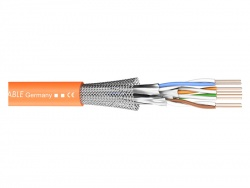 Sommer Cable 580-0255F MERCATOR CAT.7 FRNC