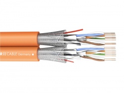 Sommer Cable 580-0295F CAT.7 DUPLEX FRNC