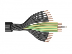 Sommer Cable 700-0051-1825 ATRIUM FLEX 18x2,5mm