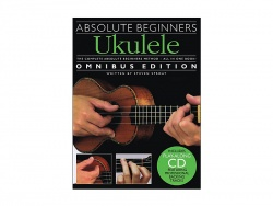 Absolute Beginner - Ukulele s CD