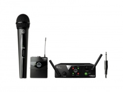 AKG WMS 40 MINI2 Instrumental/Vocal Dual Set