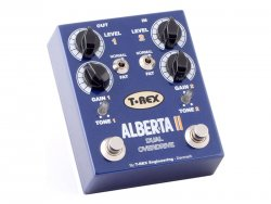 T-Rex Alberta II | Overdrive, Distortion, Fuzz, Boost