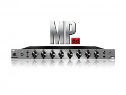 Antelope Audio MP8d 8-channel Mic Preamp and A/D | Zvukové karty, Audio Interface