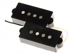 Bare Knuckle P Bass Series - 58 Split Coil P
