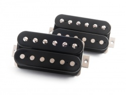 Bare Knuckle Ragnarok set open black 53 mm | Snímače Humbucker