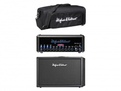 Hughes and Kettner Black Spirit 200 SET Ready To Play