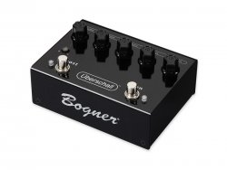 Bogner UBERSCHALL | Overdrive, Distortion, Fuzz, Boost