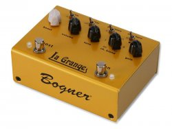 Bogner LA GRANGE | Overdrive, Distortion, Fuzz, Boost