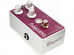 Bogner BURNLEY | Overdrive, Distortion, Fuzz, Boost