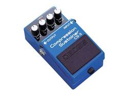 BOSS CS 3 compressor sustainer | Compressor, Sustainer