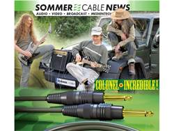 Sommer Cable COLONEL INCREDIBLE - 9m