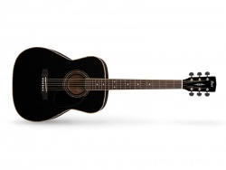 CORT AD 880 BK | Dreadnought
