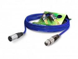 Sommer Cable CS01-1000-BL CLUB SERIES MKII - 10m modrý