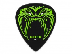 DUNLOP ULTEX Hetfield Black Fang R.94