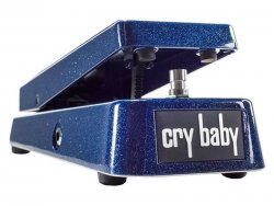 Dunlop CRY BABY Original Blue Metallic Limited Edition