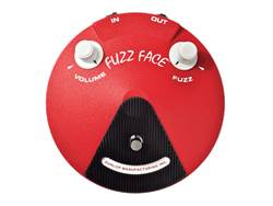 Dunlop JH-F3 Band Of Gypsys Fuzz Face | Overdrive, Distortion, Fuzz, Boost