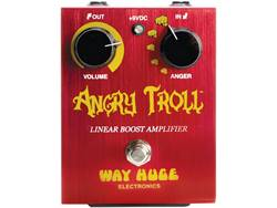 Way Huge Angry Troll Linear Booster | Overdrive, Distortion, Fuzz, Boost