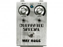 Way Huge Overrated Special Overdrive (Joe Bonamassa) | Overdrive, Distortion, Fuzz, Boost