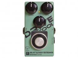 GuitarSystems DriveTool Junior | Overdrive, Distortion, Fuzz, Boost