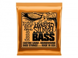 ERNIE BALL 2833 - str.045,4-str.bass