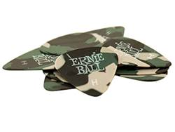 Ernie Ball 9223 Cellulose Camouflage 0.97mm Heavy - 12ks | Trsátka