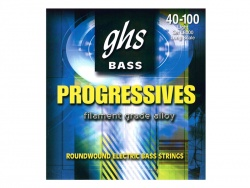 GHS-L8000-SET, BASS PROGRESSIVES 40-100