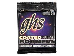 GHS Coated GB M Boomers 011 - 050 | Struny pro elektrické kytary .011