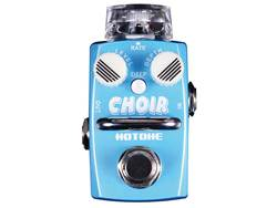 HoTone CHOIR analog chorus pedal