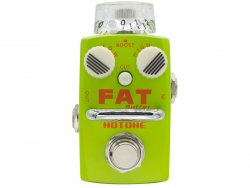 Hotone Fat Buffer | Overdrive, Distortion, Fuzz, Boost