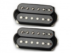 Bare Knuckle Boot Camp Brute Force Humb Black Set 50mm | Snímače Humbucker