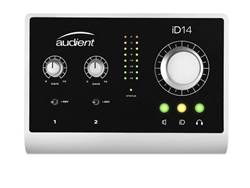 AUDIENT iD14 USB High Performance interface | Zvukové karty, Audio Interface