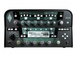 Kemper Profiler Head Black | Multiefekty, Procesory