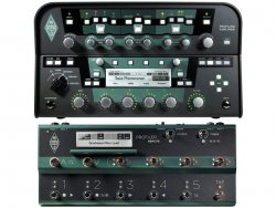 Kemper Profiler PowerHead + Kemper Profiler Remote (SET) | Multiefekty, Procesory