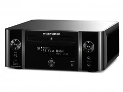 MARANTZ M-CR611 Melody Media - Black | CD-DVD-MP3 přehrávače