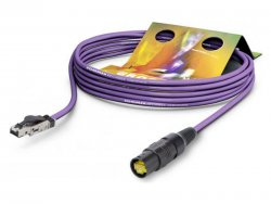 Sommer Cable P7R1-0600-VI SC-MERCATOR PUR - 6m