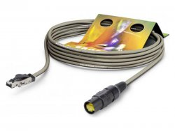 Sommer Cable P7R1-1000-GR SC-MERCATOR PUR - 10m