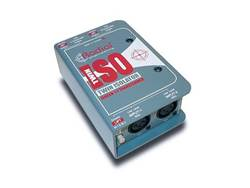 Radial Twin Iso, Line level isolator | Interface
