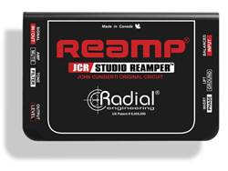 Radial JCR - guitar Reamp