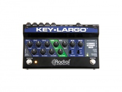 Radial Key-Largo, Keyboard mixer