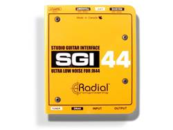 Radial SGI-44 - Studio guitar interface