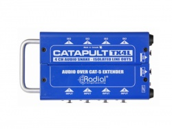 Radial Catapult TX4L | Interface