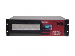 LSC RED3 Rackmount Dimmer 12x10A, Harting | Stmívače do racku