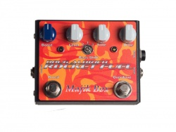 Majik Box Rocket Fuel Doug Aldrich Overdrive a Boost Whitesnake