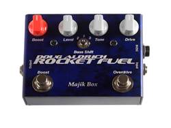 Majik Box Rocket Fuel 5th overdrive a boost - limited
