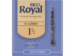 RICO Royal B clarinet 1 1/2- 1kus