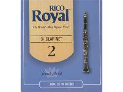 RICO RCB 1020 Royal B clarinet 2 - 1kus