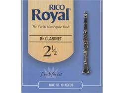 RICO Royal RCB 1025 - B clarinet 2 1/2 - 1kus