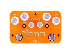 J. Rockett Audio Phil Brown LED BOOTS  - Boost Overdrive