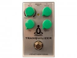 J. Rockett Tranquilizer Vibe a Phase | Overdrive, Distortion, Fuzz, Boost
