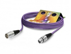 Sommer Cable SGHN-0100-VI - 1m fialový